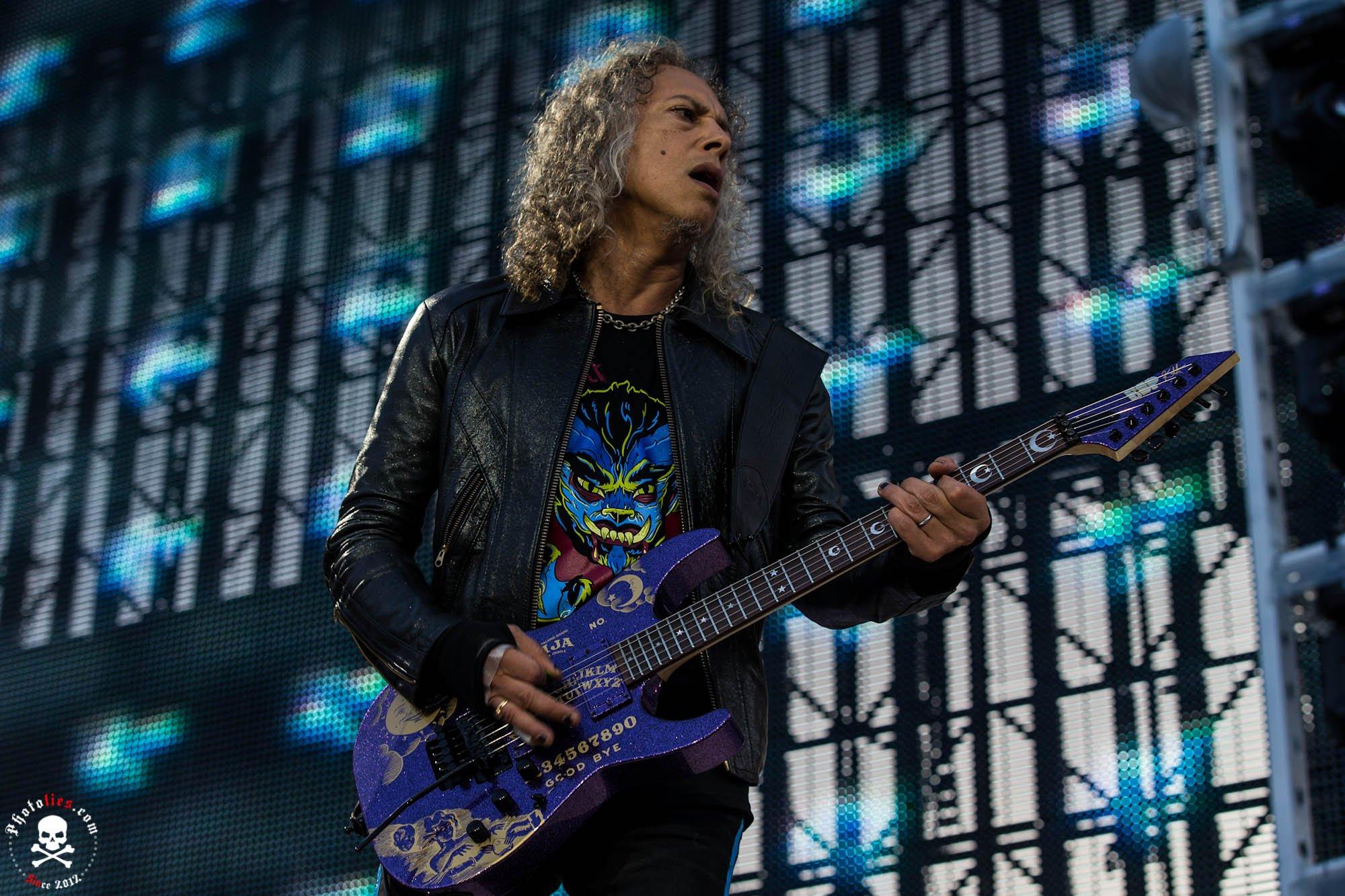 Metallica Keikat